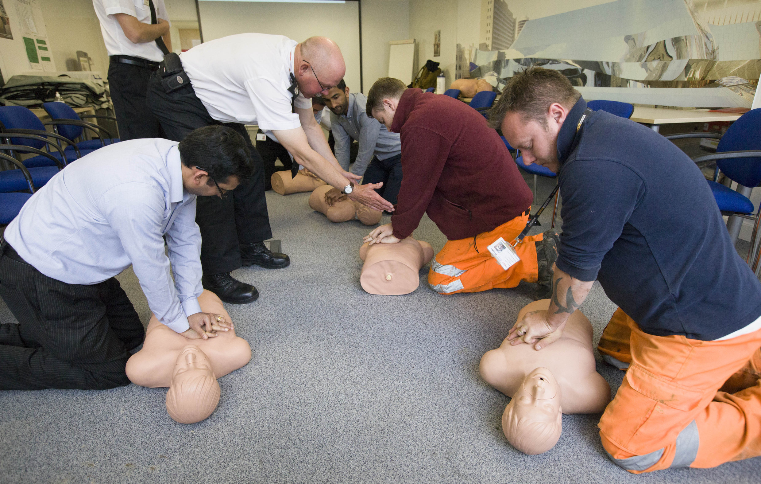free cpr and first aid classes in san diego